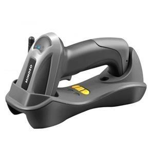 بارکد اسکنر بیسیم میندو  MINDEO CS3290 Cordless 1D laser(بارکدخوان)