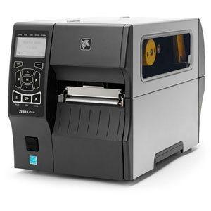 لیبل پرینتر (چاپگر لیبل) صنعتی بلوتوث زبرا -  Zebra ZT410