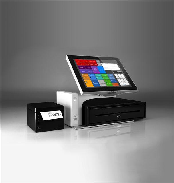 سیستم پوز فروشگاهی اورس  Aures YUNO EPOS System
