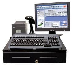 سیستم پوز فروشگاهی کلاسیک ZONERICH POS ASA-C