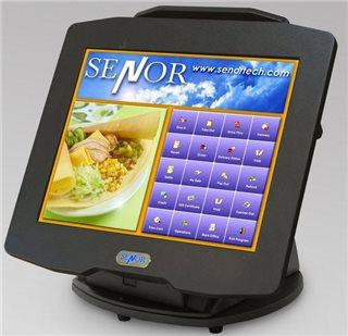 صندوق فروشگاهی پوز لمسی سنور Senor ISPOS 55 A