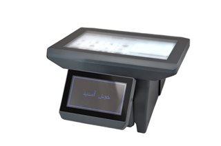 تبلت فروشگاهی و بارکد اسکنر فراسو FARASOO Tablet Barcode Scanner POS