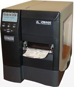 لیبل پرینتر (چاپگر لیبل) زبرا -  ZEBRA ZM400