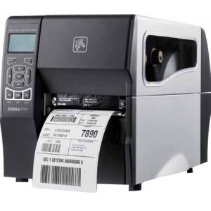 لیبل پرینتر (چاپگر لیبل) صنعتی زبرا -  Zebra ZT230