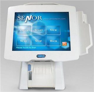 صندوق فروشگاهی پوز لمسی سنور Senor ISPOS 750 WP