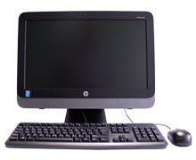 سیستم فروشگاهی اچ پی HP Desktop All in one ProOne 400 - i3